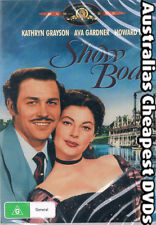 Show Boat DVD NEW, FREE POSTAGE WITHIN AUSTRALIA REGION ALL