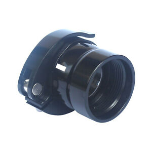 New Autococker Clamping feedneck Feed Neck ( Polished Black)