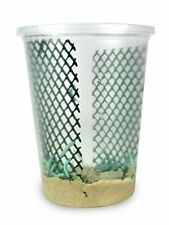 """25- 30 Live Hornworms """"Goliath Worms"""" With food to grow worms to 2"""". Free ship!"""