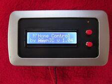 Autocaravana Camper Barco monitor de batería de unidad de control panel. planes con software