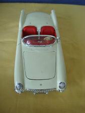 MODELLINO AUTO-CHEVROLET CORVETTE DEL 1953-SOLIDO-SCALA 1/18