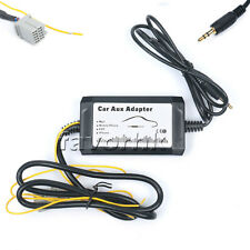 3.5mm Car Aux-in Adapter MP3 Player DVD Radio Interface for CHRYSLER  JEEP DODGE
