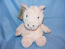 Peyton The Pig Soft Plush Toy All Creatures Farm Animals by Carte Blanche Large