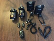 Bolt Vb-22 Shoe Mount Flash for Bolt with Batteries and remote.