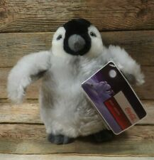 """6"""" COCA COLA  Baby Penguin Plush by Best Play (2007) with original tags - RARE"""