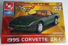 1995 Chevrolet Corvette Zr-1 Model Kit Amt Ertl 1/25 Scale