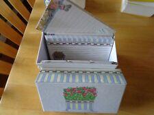 Mary Hughes Recipe Card Box - Gallery Graphics 2007