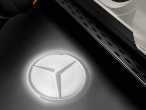 Mercedes BENZ LED star Projector led set - ORIGINAL OEM Mercedes-BENZ