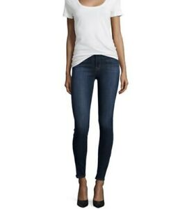 J Brand Maria High Rise Skinny Jeans In Oblivion Size 26