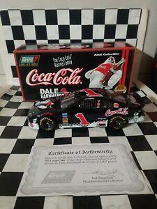 1998 Dale Earnhardt Jr ~ Revell Collection 1:18 Scale ~ Coca Cola Polar Bear