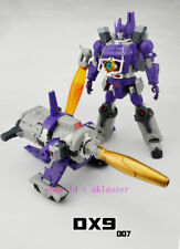 Transformers Dx9 D07 Tyrant Galvatron Mp Scale Action Figure Toy Model In Stock