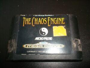 THE CHAOS ENGINE - SEGA MEGA DRIVE