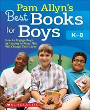 Best Books for Boys-How to Engage Boys in Reading in Ways That Will Change Their