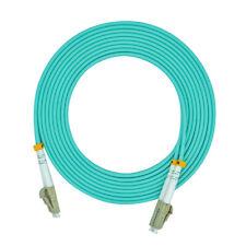 100Meters LC-LC OM3 Duplex 50/125 Multimode Fiber Optic Cable  LC to LC Jumper