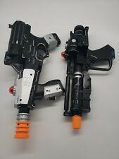 1999 Star Wars Episode I Laser Tag Battle Blaster Guns Tested Working
