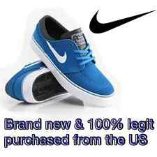 Nike SB STEFAN JANOSKI Men's SIZE 7.0 - BLUE WHITE Skateboard Shoes Skate BMX