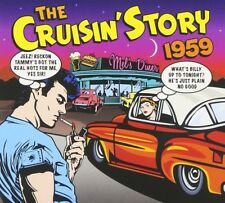 THE CRUISIN STORY 1959 2 CD (SAM COOKE, BUDDY HOLLY, CHUCK BERRY, ...) NEW+
