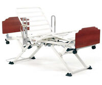Invacare CS Series Amherst Bed Ends Blitmore Cherry - IHCSAMSAC-QSP 2 Ends