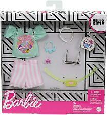 SALE! 2020 NEW Barbie Hello Kitty DELUXE Fashion Pack KAWAII TOKYO