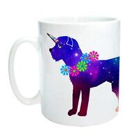 Border Terrier Unicorn Dog Mug - BorderTerricorn.  Birthday Gift Xmas Gift Mug