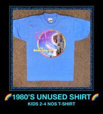 ORIG 80's VTG ET Extra Terrestrial Spielberg Childs Childrens Kids Youth T-Shirt