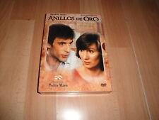ANILLOS DE ORO EN DVD SERIE DE TV CON 13 EPISODIOS DEL AÑO 1983 EN BUEN ESTADO