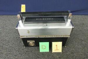 Vintage Zenith Royal 3000 Radio Shortwave AM FM Transoceanic Transistor Battery