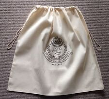 Ralph Lauren Drawstring Dust Bag Beige Cotton 58 x 58 cm NEW
