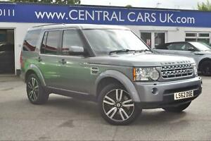 2012 Land Rover Discovery 3.0 SDV6 HSE 4WD 5dr Auto Estate Diesel Automatic