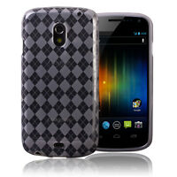 White TPU Gel Case Cover For Samsung Galaxy Nexus I9250