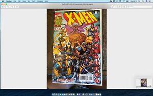 🔥The New X-Men #100 MARVEL Comics(2000)1st App. Neal Shaara, 3rd Thunderbird🔥
