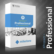 Milestone XProtect™ Professional - Camera License - Electronic delivery