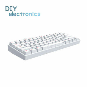 ANNE PRO 2 Gateron Switch bluetooth USB RGB Mechanical Gaming Keyboard 61 US