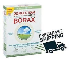 BORAX 220g Pure Slime maker, Crystal Maker, Pest control, Cleaning activator.