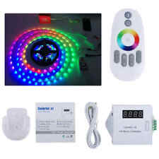 WS2811 WS2812B WS2813 LED Digital Music Remote Controller DC 5-24V 600 Pixels