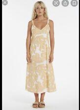 Zulu And Zephyr Tiki Slip Dress Size 12/M