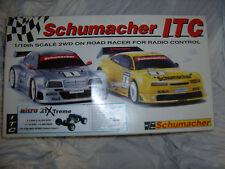 Vintage Schumacher U409N Calibra Nitro 21 Extreme ITC 1/10 2WD Nitro Car Kit
