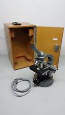 Altes Rodenstock Mikroskop Monokular 30x 50x 100x 400x