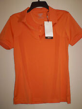 OOBE Hydrovent Men's Orange Shirt Casual Wear Collar Button Front New w/Tags $50