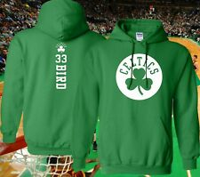NBA Celtics Tatum, Brown, Walker, Bird Jersey Style Hoodie