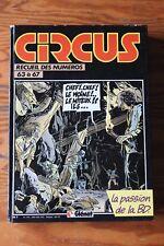reliure CIRCUS