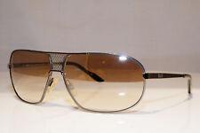 DOLCE & GABBANA Mens Vintage 1990 Sunglasses Silver Pilot D&G 2136 G51 21385