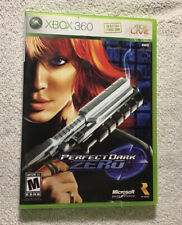 Perfect Dark Zero (Microsoft Xbox 360, 2005) BACK COMP W/ XBOX ONE TESTED