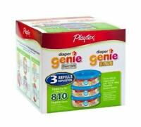 Playtex Diaper Genie Refill (810 Count Total - 2 Pices of 270 Each)