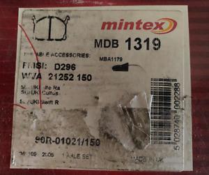 Disc Brake Pad Set Mintex MDB1319 - Fits Suzuki Samurai - Front