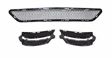 New Genuine Mercedes Benz GLK Class X204 AMG Set Of Front Bumper Lower Grills