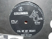 """Buddy Williams & the Overlanders """"Pal Of My Heart"""" 1966 COLUMBIA Oz 7"""""""
