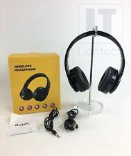 CIRCE D-422 Headband Bluetooth Headset Sports Headphone Black USED