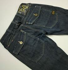 EUC - RRP $369- Womens Stunning G-Star Raw '96 ELWOOD HERITAGE NARROW WMN' Jeans
