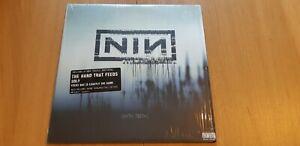 NINE INCH NAILS - With Teeth (2005 original pressing 2x LP vinyl)